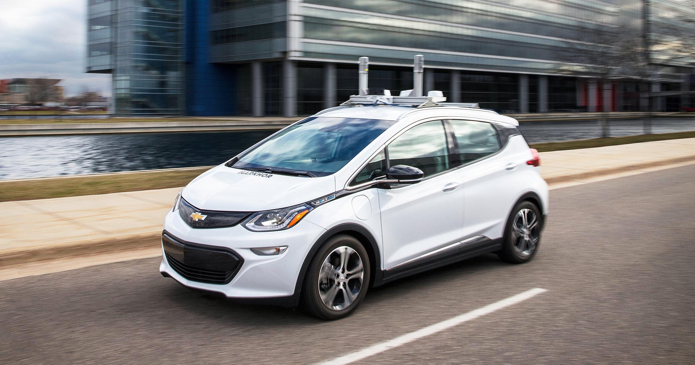 Imagem de GM quer ser uma das primeiras com carros autônomos – mas não vai ser fácil no tecmundo