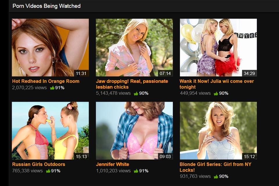 Imagem de PornHub usará inteligência artificial para categorizar vídeos no tecmundo