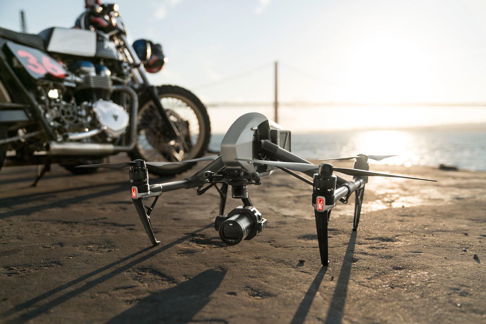Imagem de DJI cria drone com câmera 6K voltando para produção de filmes no tecmundo