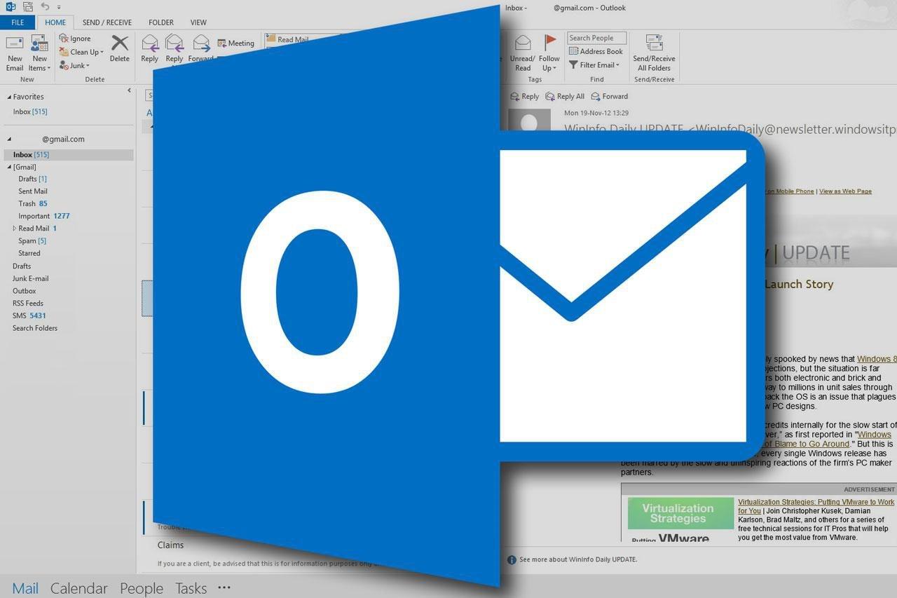Imagem de Microsoft já trabalha em nova interface do Outlook para PC e Mac no tecmundo