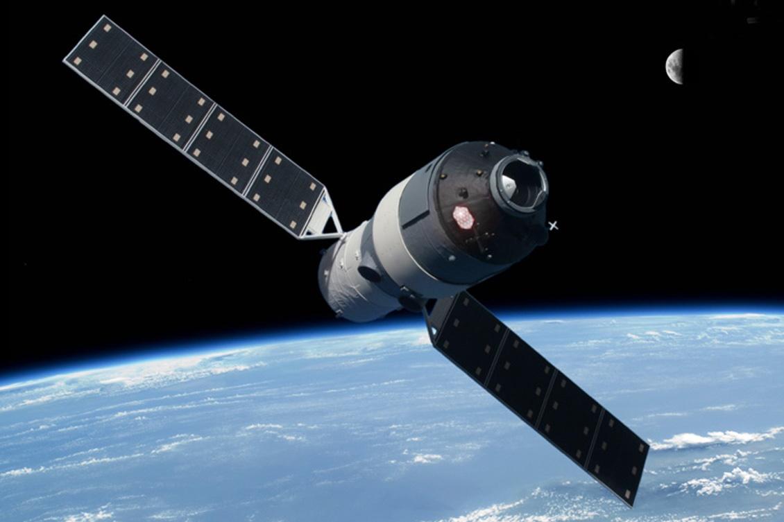 Imagem de Estação espacial chinesa descontrolada cairá na Terra nos próximos meses no tecmundo