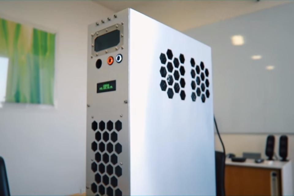 Imagem de Aquecedor russo usa GPUs para minerar criptomoedas e esquentar sua casa no tecmundo