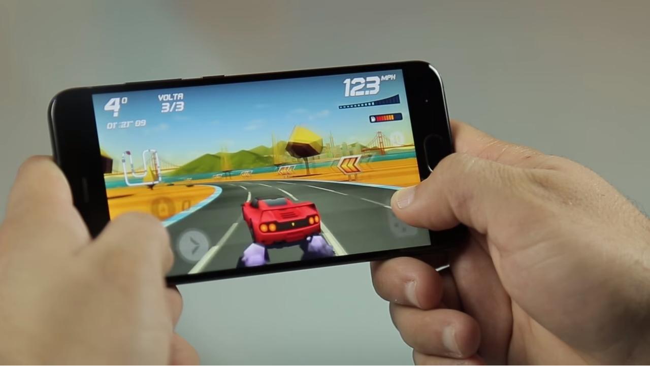 Xiaomi Mi 6 jogos games
