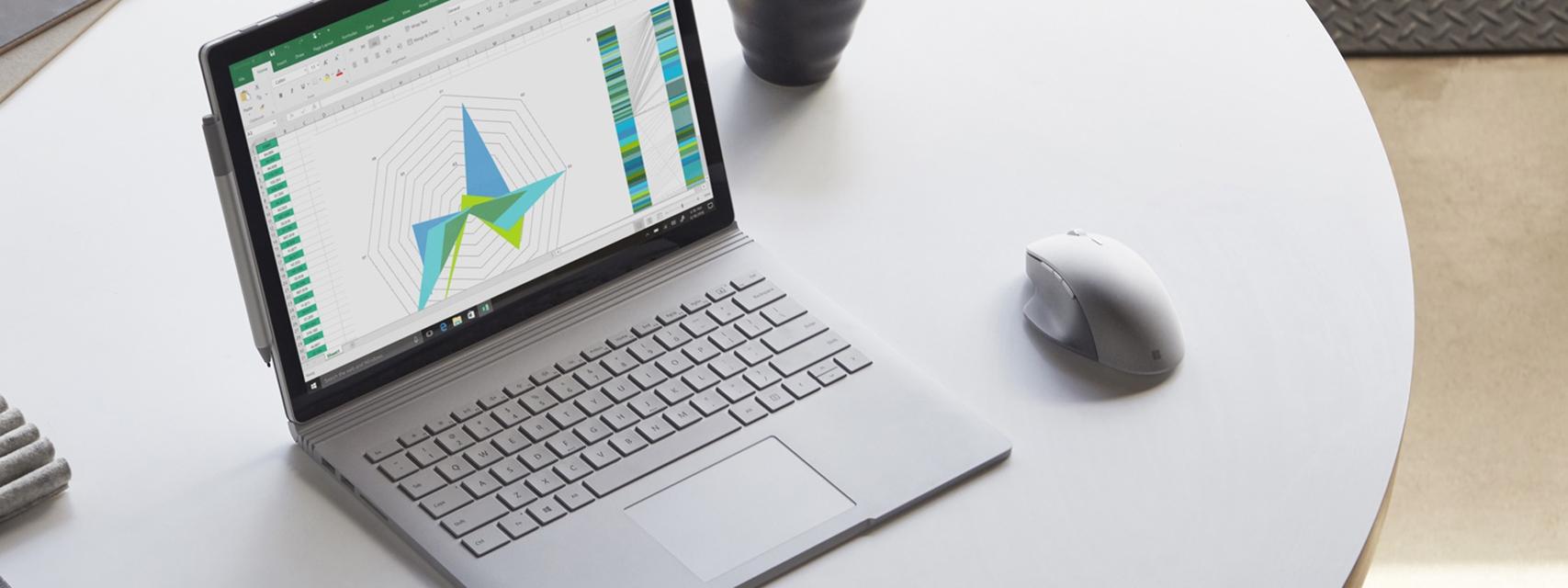 Imagem de Novo mouse de precisão da Microsoft foca em design e personalização no tecmundo
