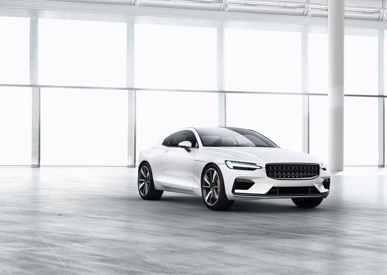 Imagem de Polestar 1: o primeiro esportivo híbrido da divisão de performance da Volvo no tecmundo