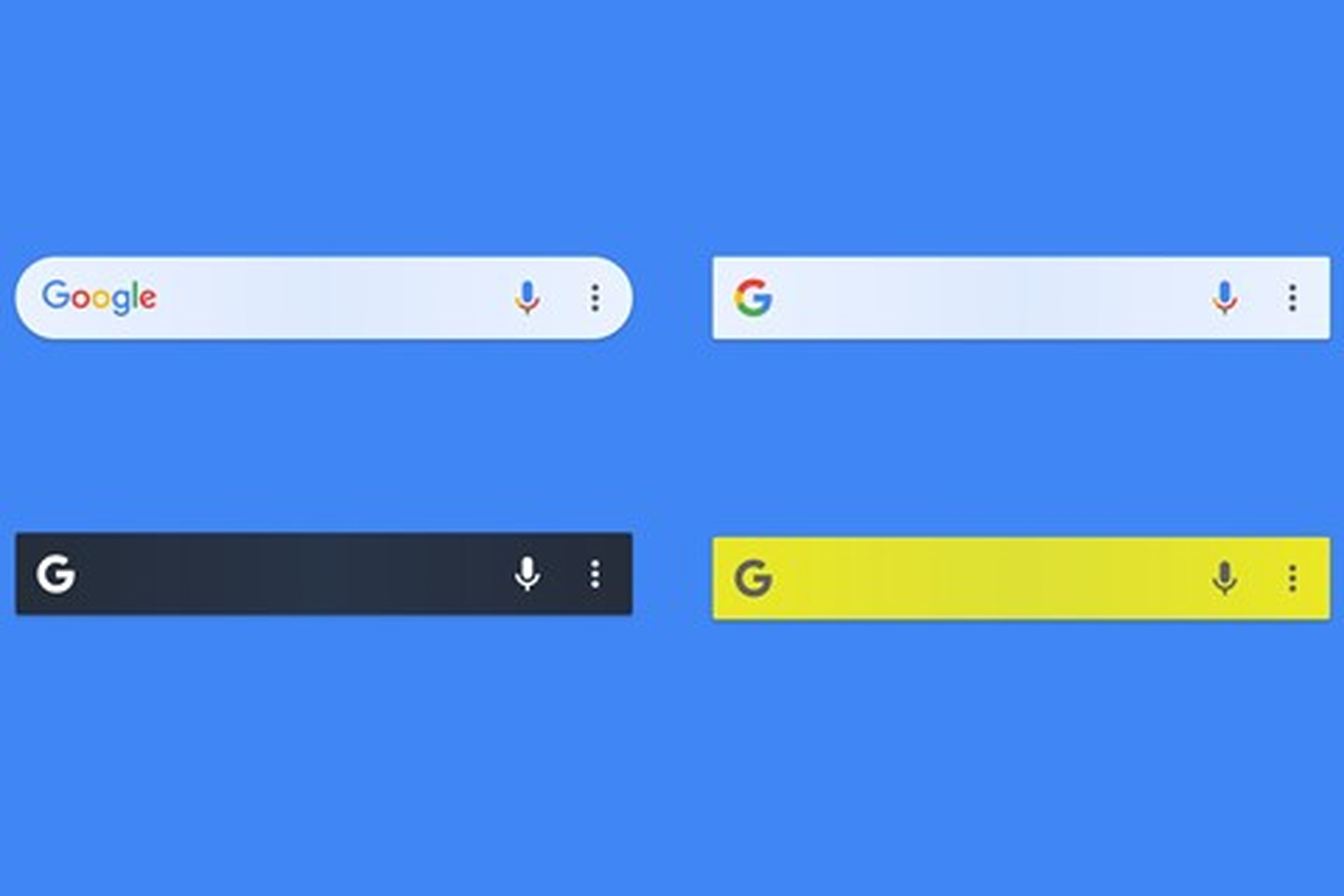 Imagem de Widget personalizável do Google já chegou na versão beta do app no Android no tecmundo