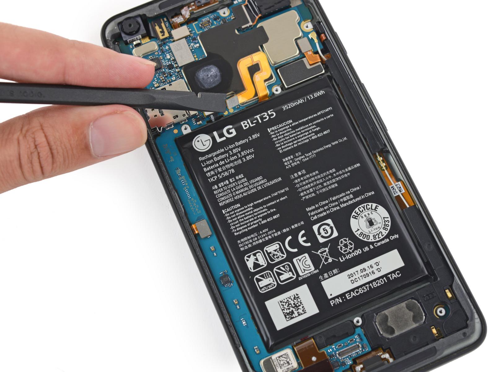 Bateria do Pixel 2 XL