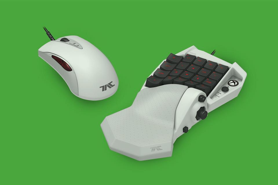 Imagem de Hori anuncia o primeiro conjunto de mouse e teclado para o Xbox One no tecmundo