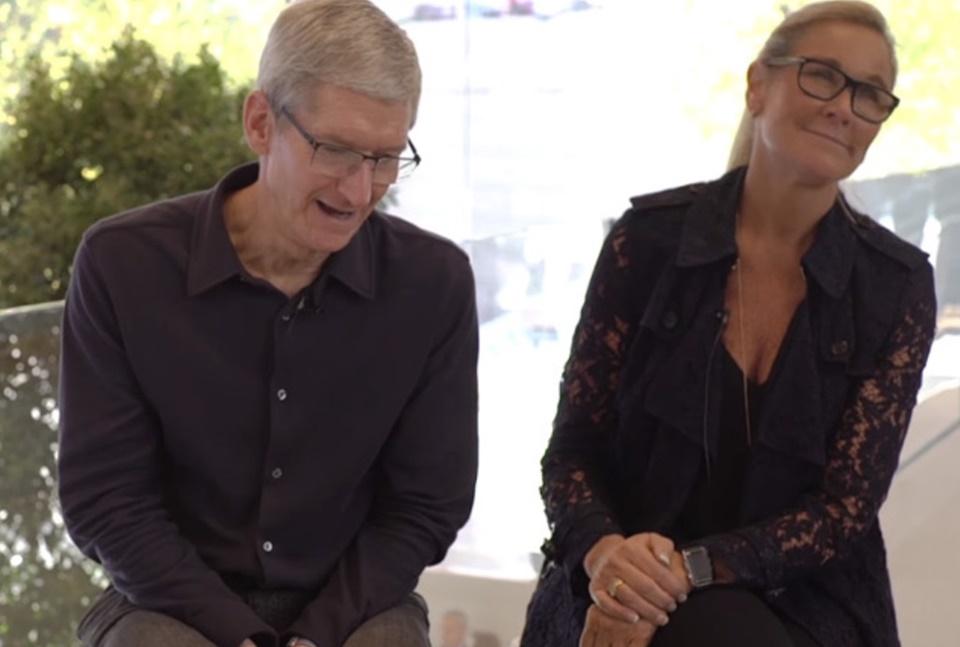 Imagem de Chefe de lojas da Apple nega que será substituta de Tim Cook como CEO no tecmundo