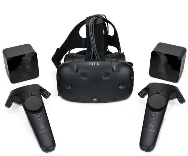 O HTC Vive;