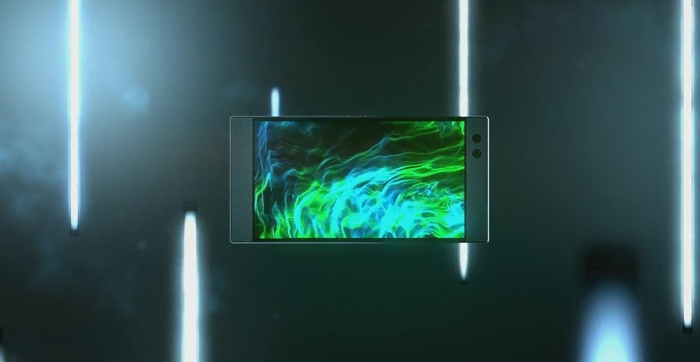 Smartphone da Razer chega com 8 GB de RAM e bateria generosa