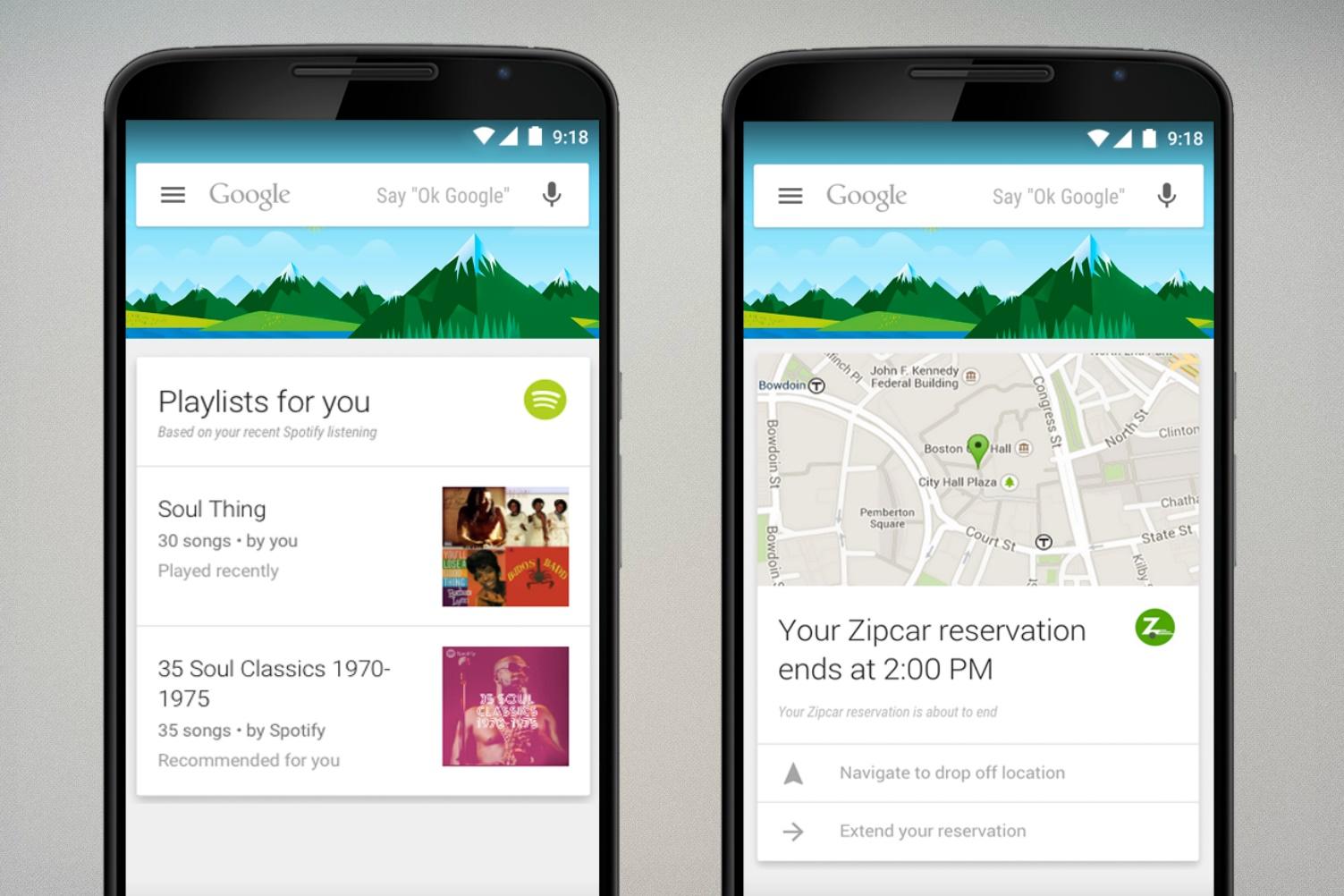 Imagem de Google Now começa a ganhar interface renovada no tecmundo