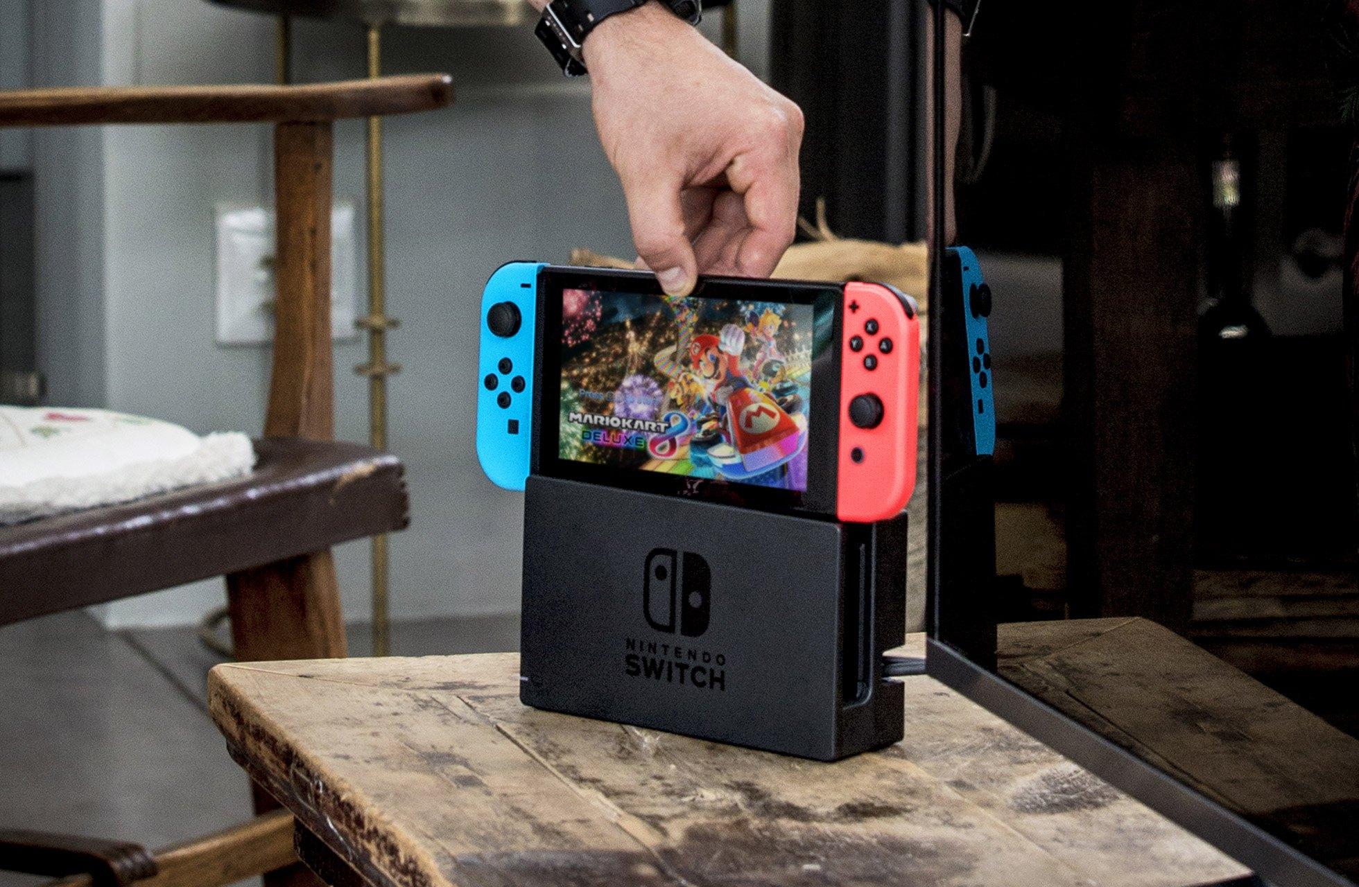 Imagem de Tá vendendo: Nintendo deve dobrar a produção do Switch – de novo! no tecmundo