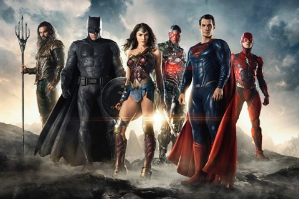 """Imagem de Crítica: o que achamos de """"Liga da Justiça"""", o novo filme de heróis da DC no tecmundo"""