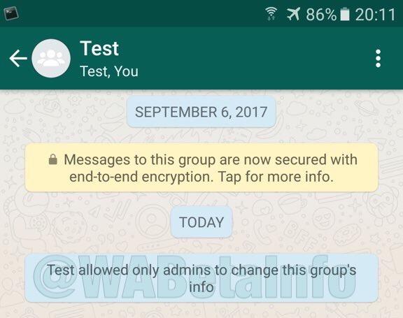 Whatsapp grupos