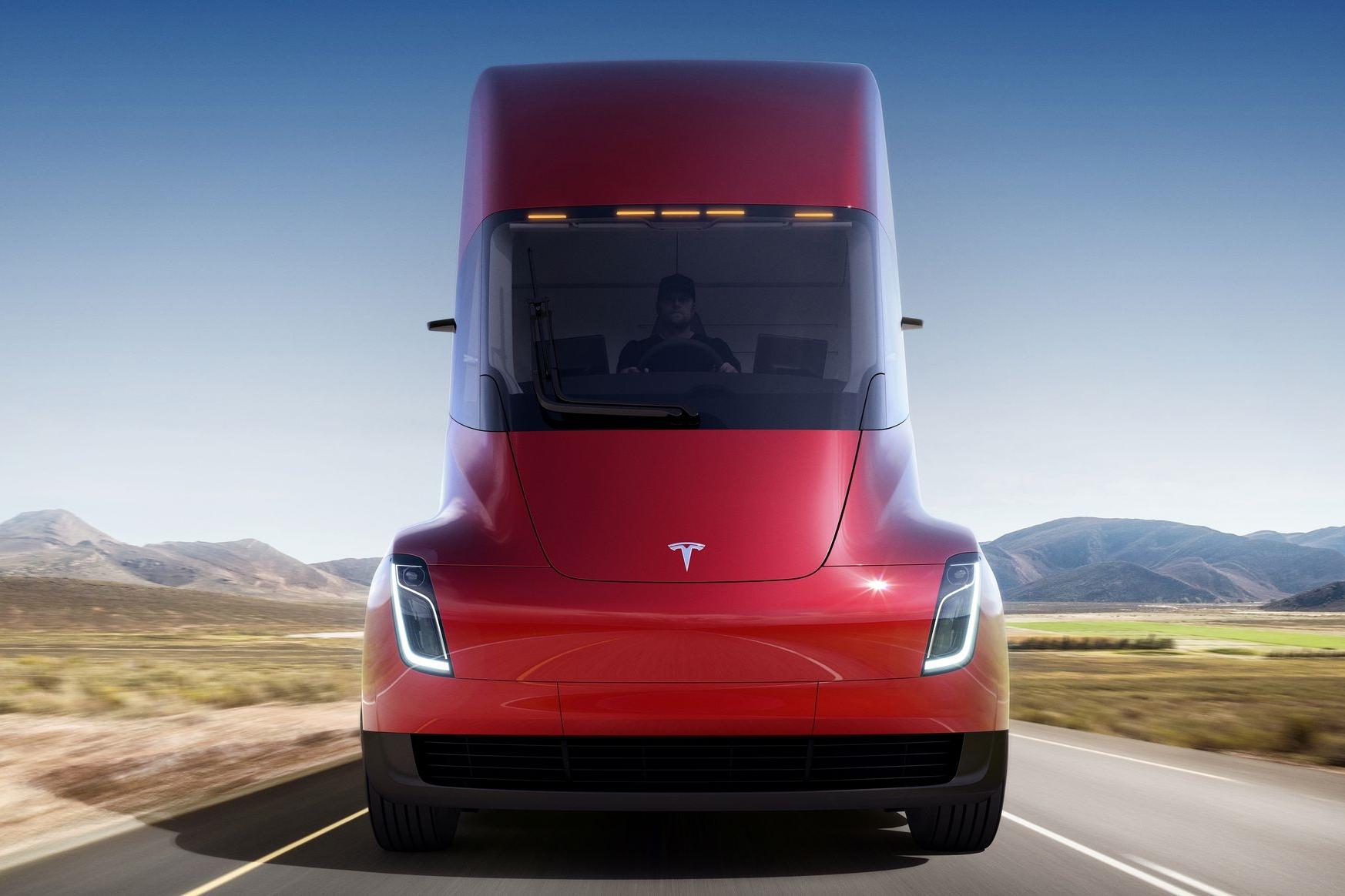 Imagem de Caminhão elétrico Tesla Semi é oficialmente apresentado no tecmundo