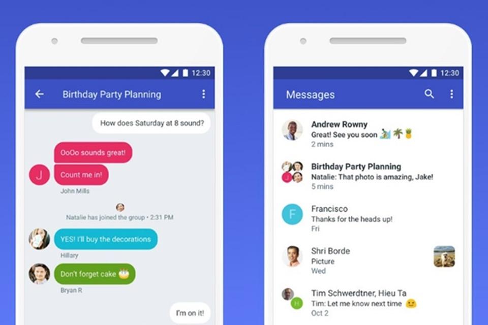 Imagem de Atualização do Android Mensagens traz integração com o Google Duo no tecmundo