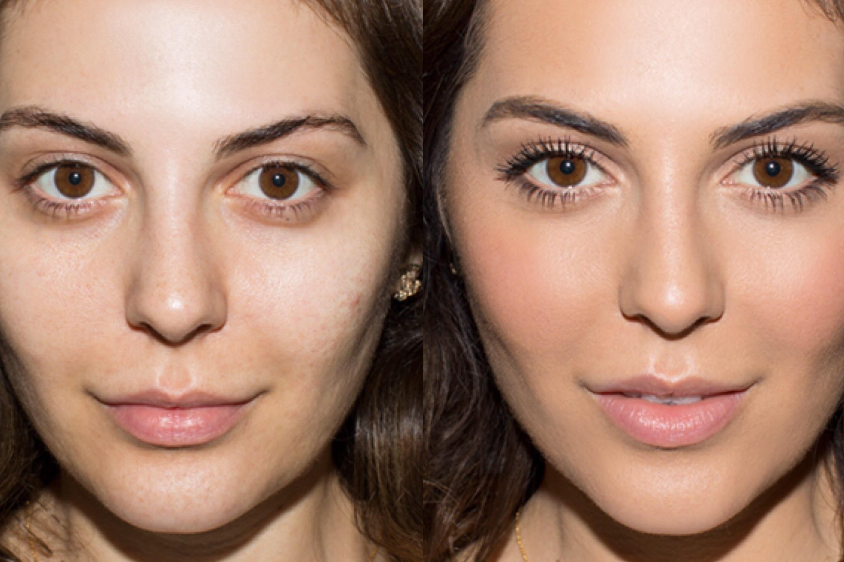 """Imagem de App que """"desmascara mulheres com maquiagem"""" gera polêmica na web no tecmundo"""