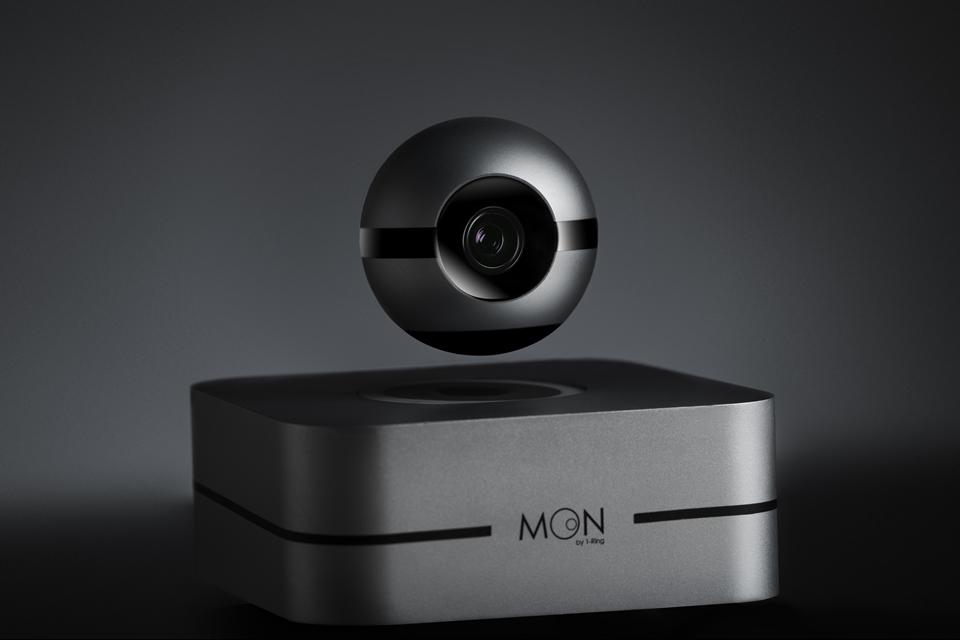 Imagem de Conheça a Moon, a câmera de segurança flutuante que desafia a gravidade no tecmundo