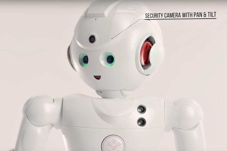 Imagem de Robô com Alexa toca música, dança, vigia a casa e faz ligações telefônicas no tecmundo