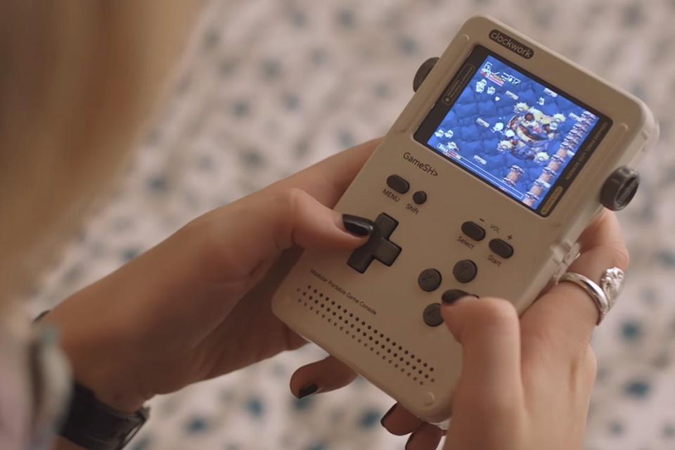 Imagem de GameShell, o console portátil modular open source que todo mundo vai querer no tecmundo