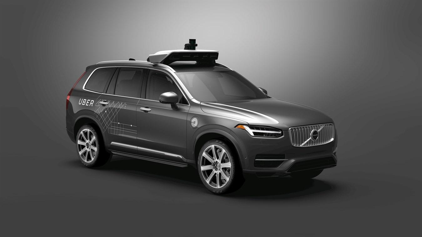 Imagem de Uber quer comprar 24 mil veículos autônomos da Volvo no tecmundo