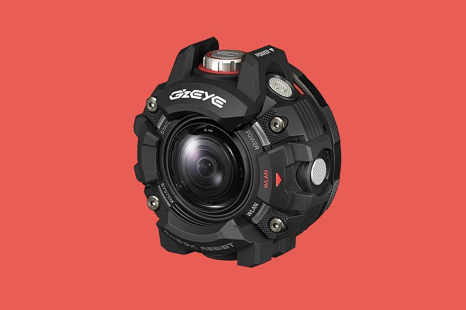 Imagem de Casio anuncia a GZE-1, a sua câmera de ação para todos os momentos no tecmundo