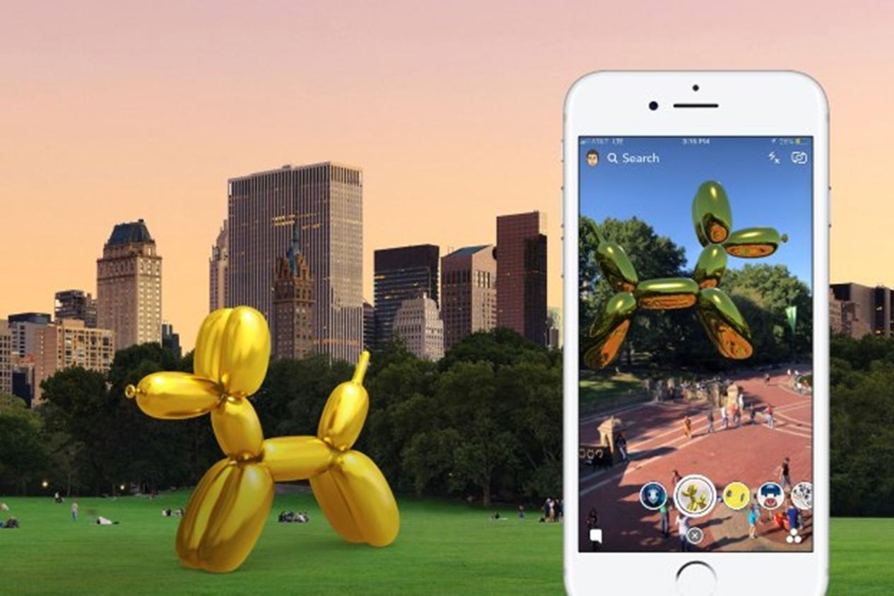 Imagem de Snapchat lança anúncios feitos em realidade aumentada no tecmundo