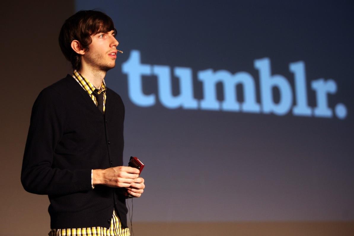 Imagem de Fundador do Tumblr, David Karp, anuncia afastamento da plataforma no tecmundo