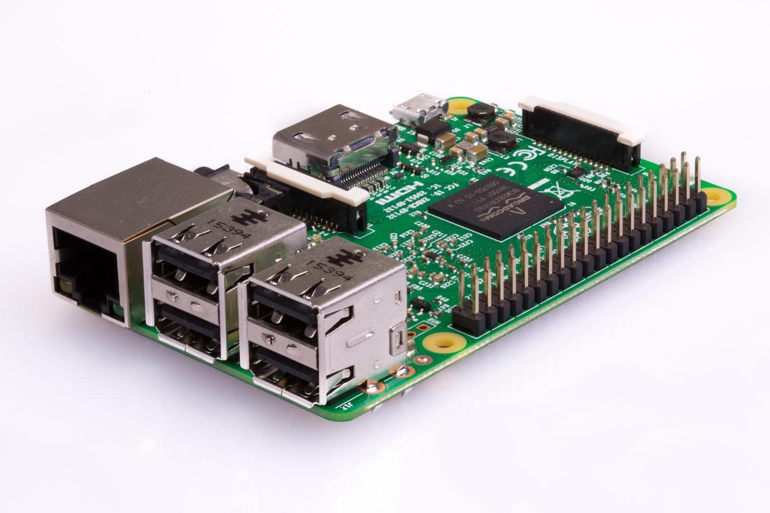Imagem de Desenvolveres reúnem 750 Raspberry Pi para formar um supercomputador no tecmundo