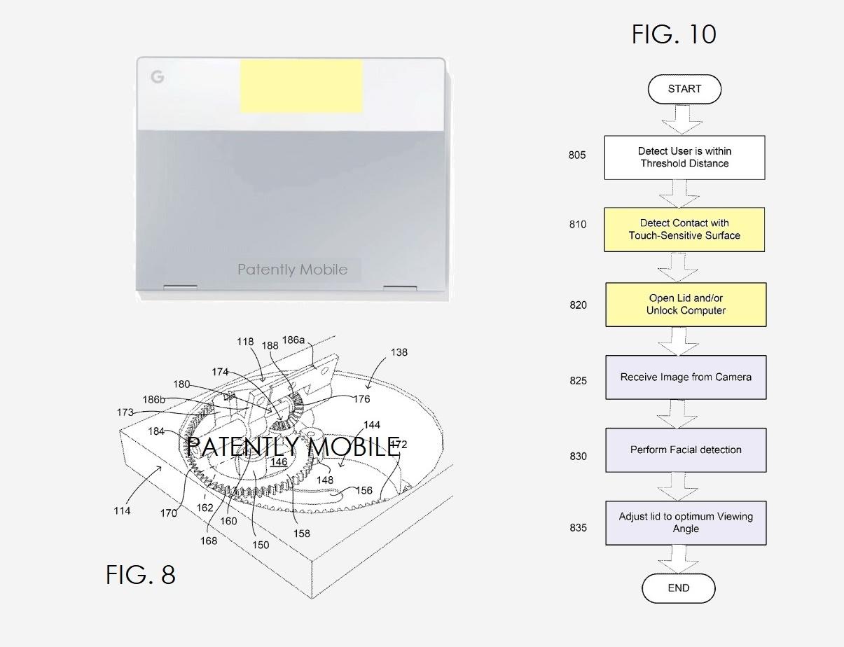 patente google