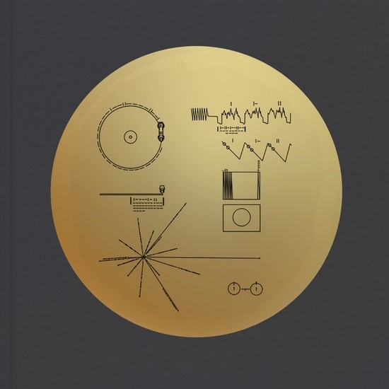 golden disc nasa