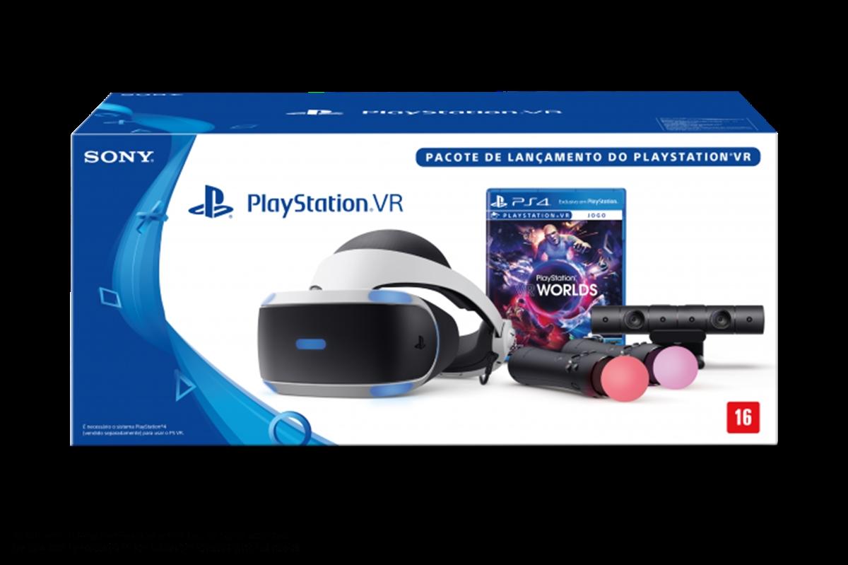 Imagem de Sony lança PlayStation VR oficialmente no Brasil; confira o preço no tecmundo