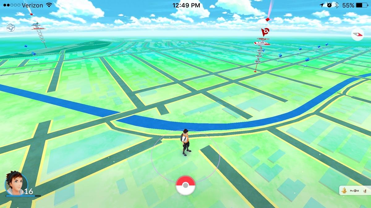 Imagem de Fique de olho! Sistema de mapa do Pokémon GO está sendo totalmente alterado no tecmundo