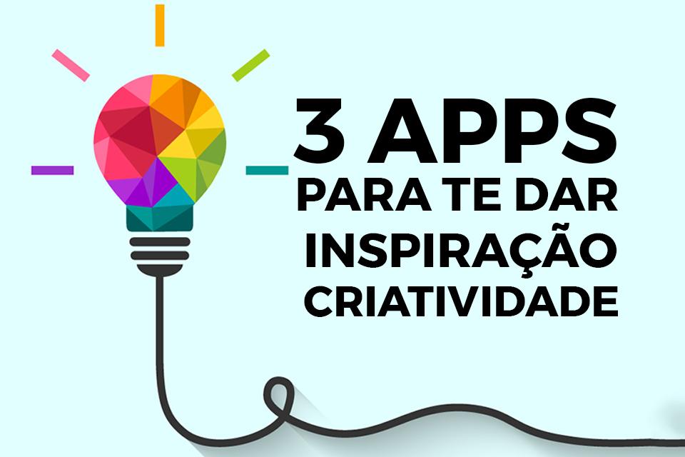 Imagem de 3 aplicativos para te inspirar e dar uma dose de criatividade no tecmundo