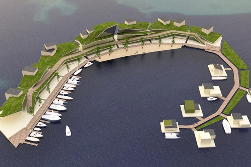 Imagem de A primeira cidade flutuante do mundo acaba de se tornar realidade no tecmundo