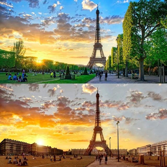 Paris, na França