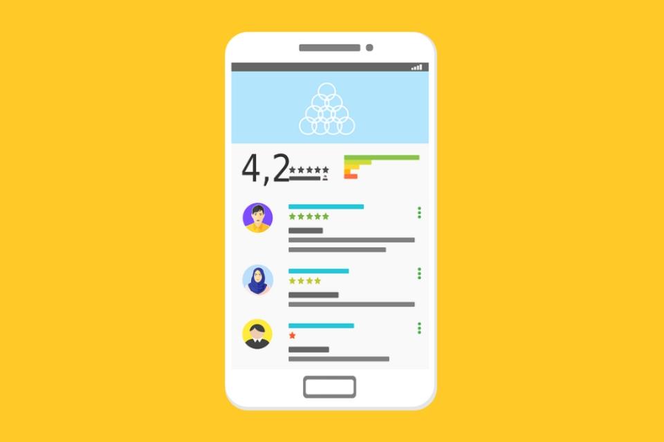Imagem de Google Play Store começa a exibir filtros especiais em buscas no tecmundo