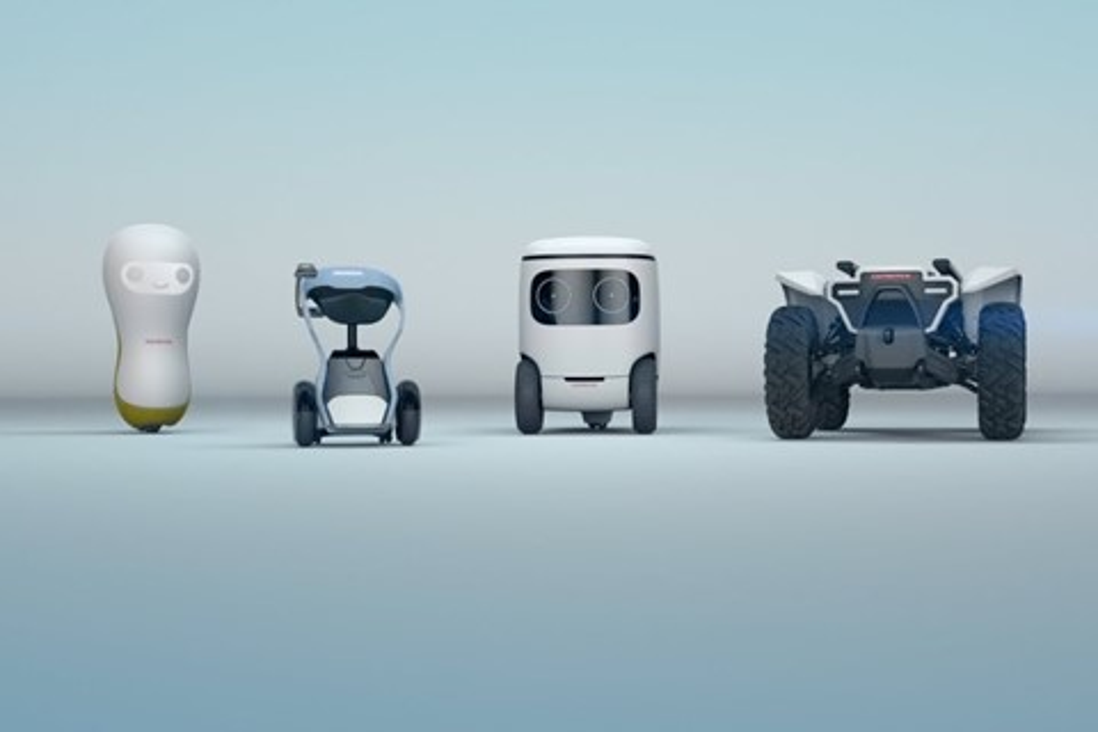 Imagem de Para a Honda, o futuro do robótica é... Fofo e off-road? [vídeo] no tecmundo