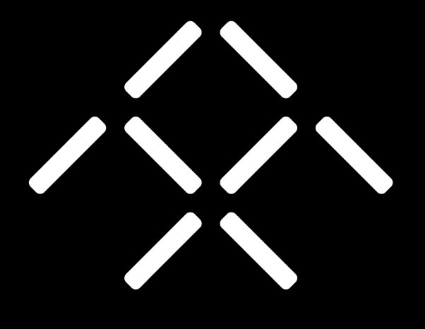 A logo da Faraday Future.