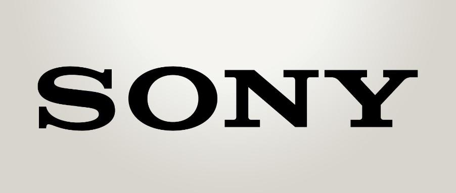 Logo da Sony.