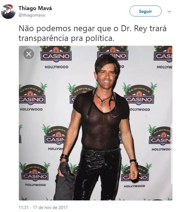Dr. Rey.