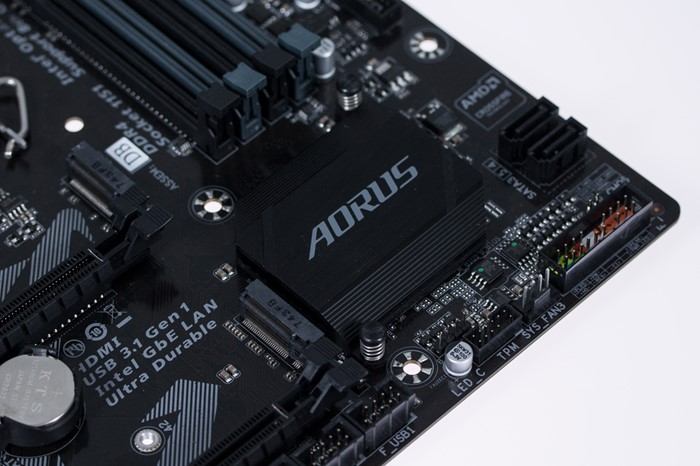 Chipset da Z370M AORUS Gaming