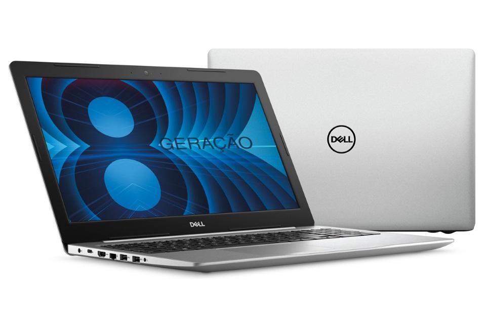 Imagem de Notebooks Dell com Intel Core de 8º geração já dão as caras no Brasil no tecmundo