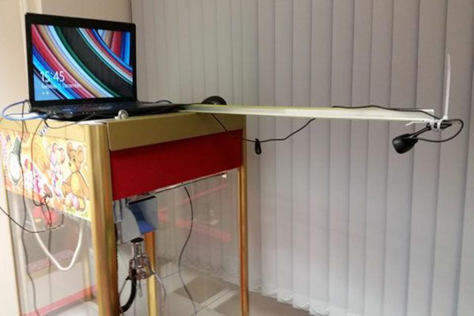 Imagem de Raspberry Pi permite manipular máquina de garras a distância no tecmundo