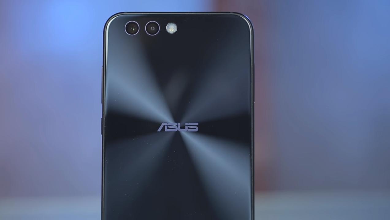 ASUS Zenfone 4 celular