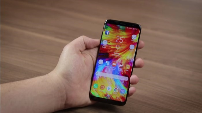 Samsung Galaxy S8 celular top