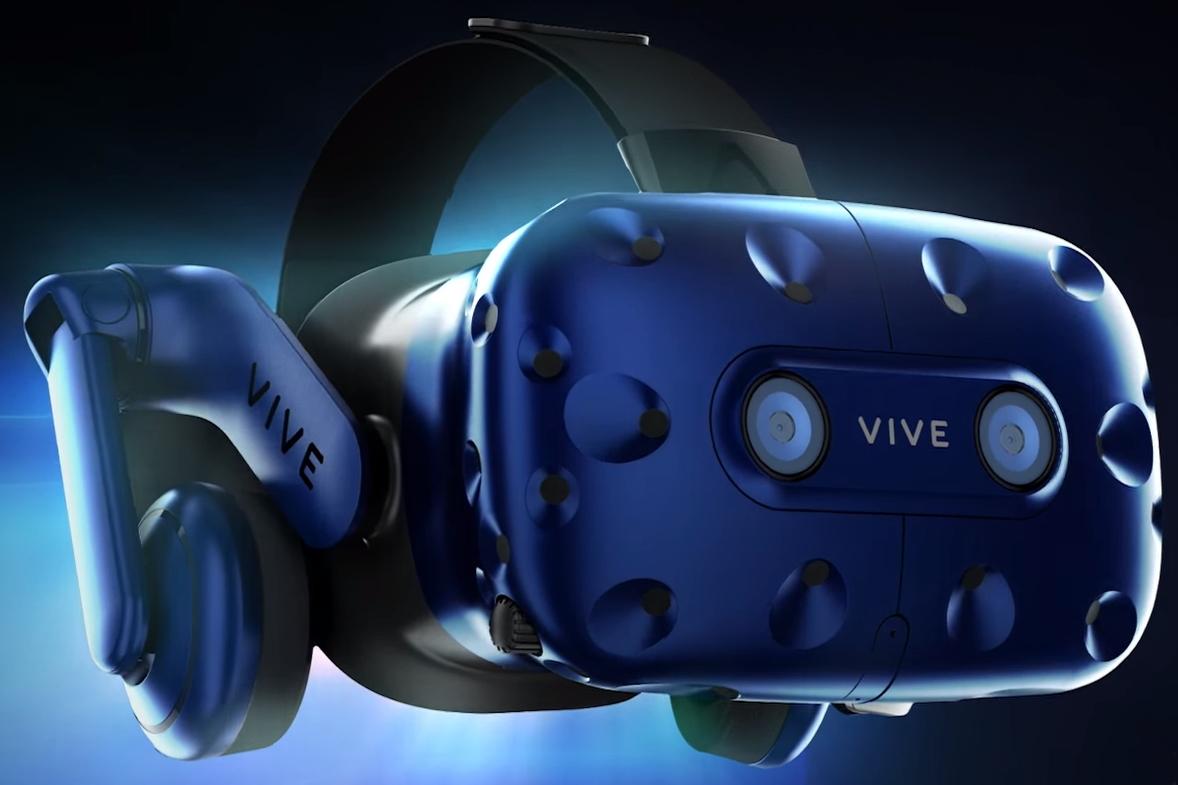 Imagem de HTC anuncia Vive Pro e adaptador para realidade virtual sem fio no tecmundo