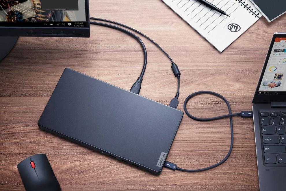 Imagem de Thunderbolt 3 Graphics Dock é a nova placa de vídeo externa da Lenovo no tecmundo