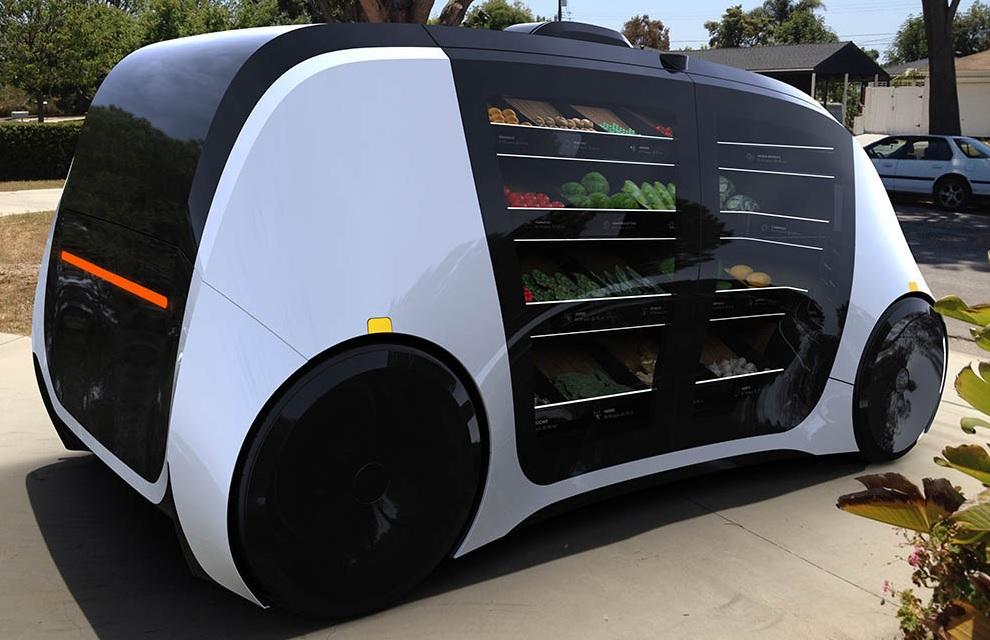 Imagem de Usando tecnologia de carros autônomos, startup lança minimercado sob rodas no tecmundo